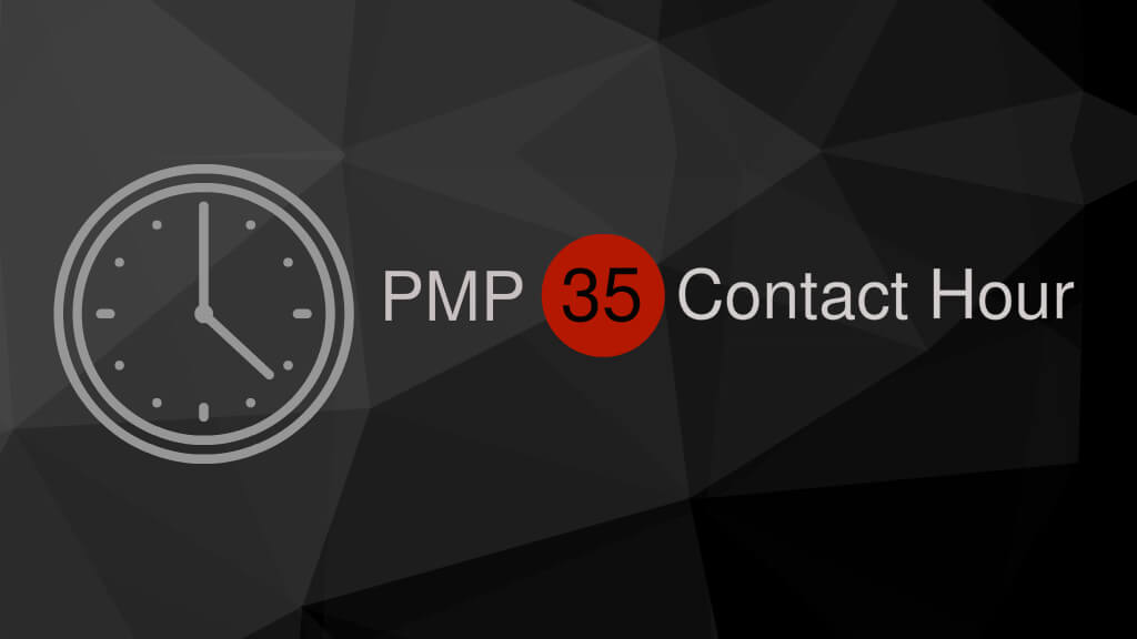How To Get 35 Contact Hours For The Pmp Certification Exam